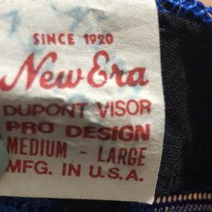 New Era Accessories - 80s Vintage New Era Panthers Univ Pittsburgh Hat